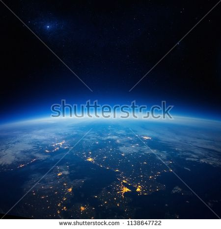 find blue earth view space solar system stock images in hd and