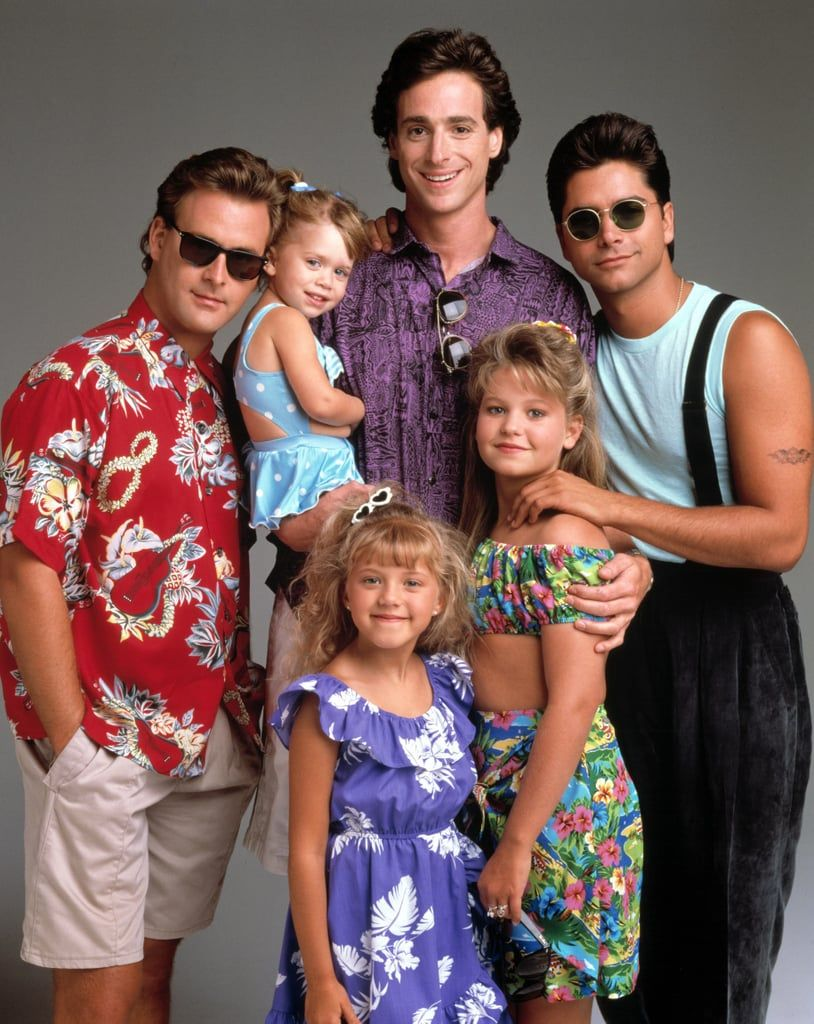 Behind The Scenes Full House Videos Popsugar Entertainment Full House Full House Cast Full House Funny
