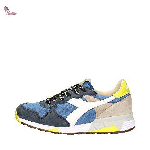 Diadora 201.161304 Baskets Homme Bleu 45 - Chaussures diadora  (*Partner-Link)