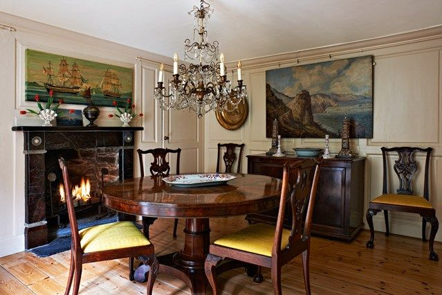Style File Max Rollitt English Interior English And Interiors Delectable English Dining Room Furniture