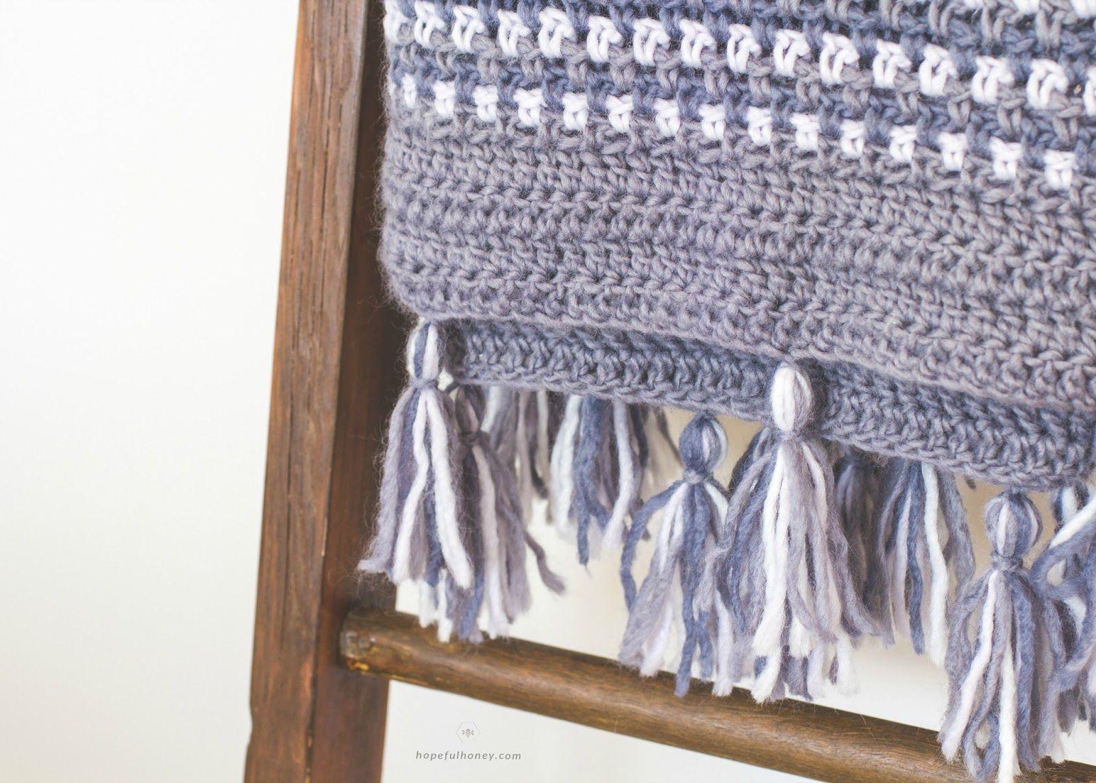 Free Crochet Blanket Patterns – Free Patterns | Puntos