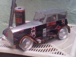 Resultado De Imagen Para Como Hacer Carritos De Latas De Refresco Pop Can Crafts Tin Can Art Soda Can Art
