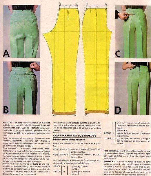 Defectos pantalones. Debate Sobre LiveInternet - Servicio RUSOS Diarios Online