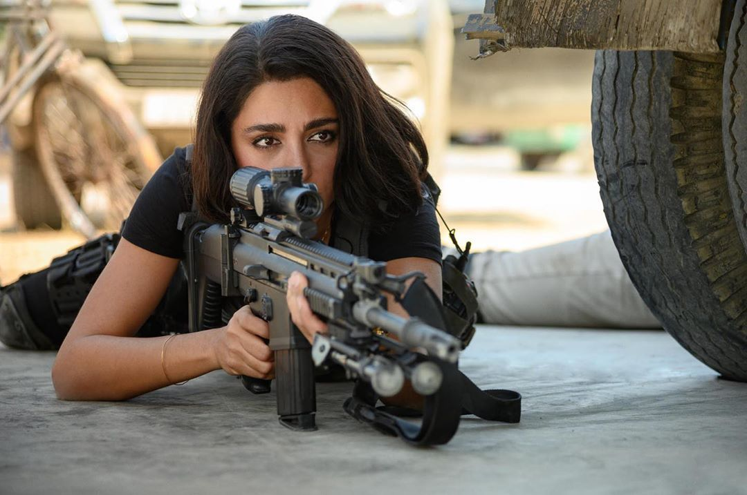 Golshifteh Farahani On Instagram Strange Feeling Of Working With Real Guns I Don T Know Why In Every Project In 2020 Girl Guns Beautiful Girl Face Chris Hemsworth
