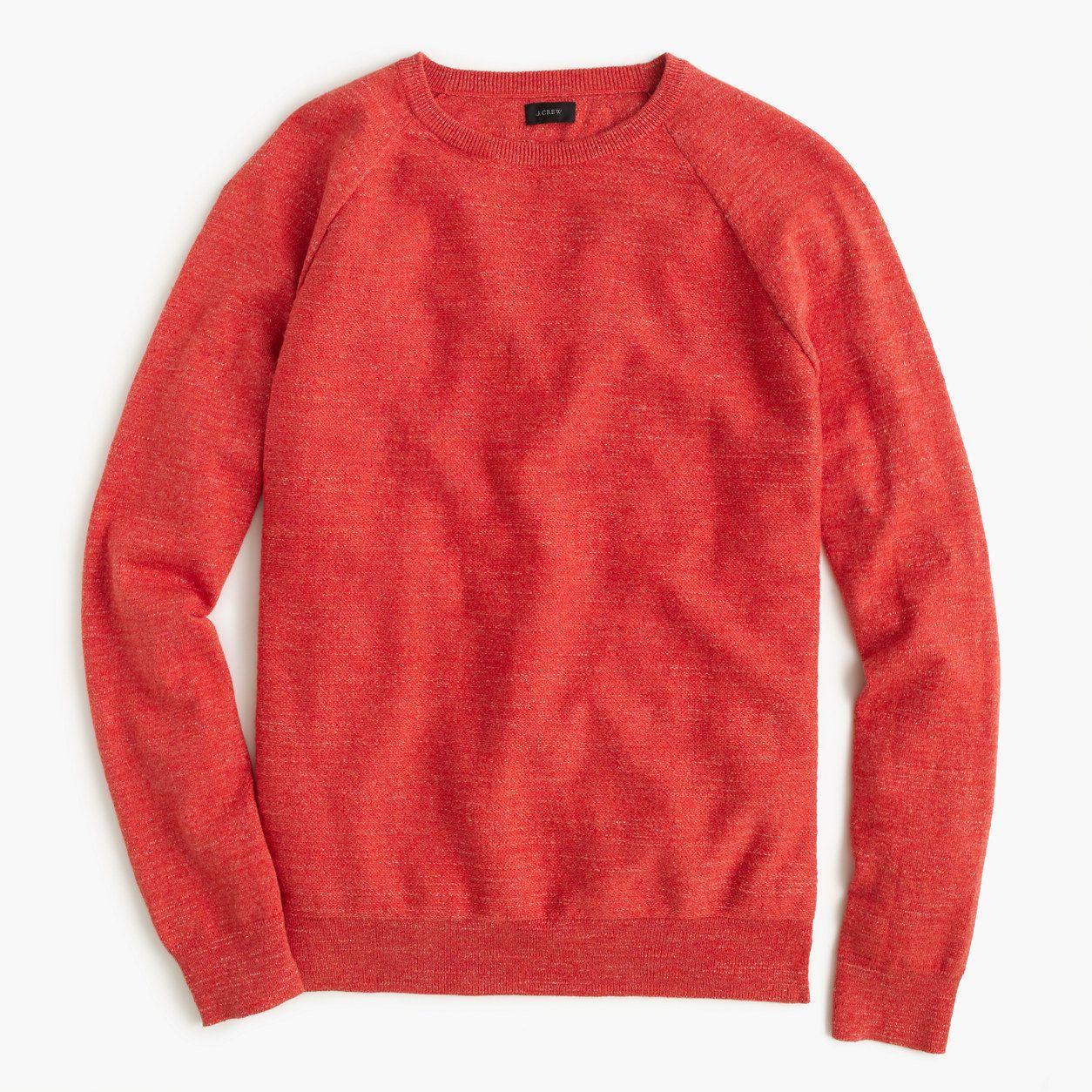 d65c071ca Slim rugged cotton sweater