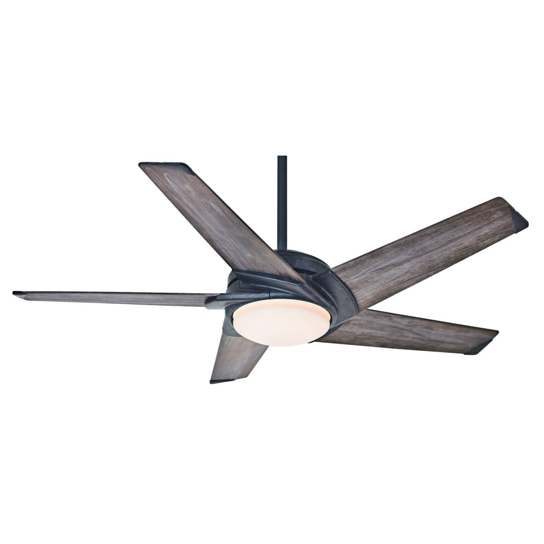 54 ceiling fan casablanca led fan bronze
