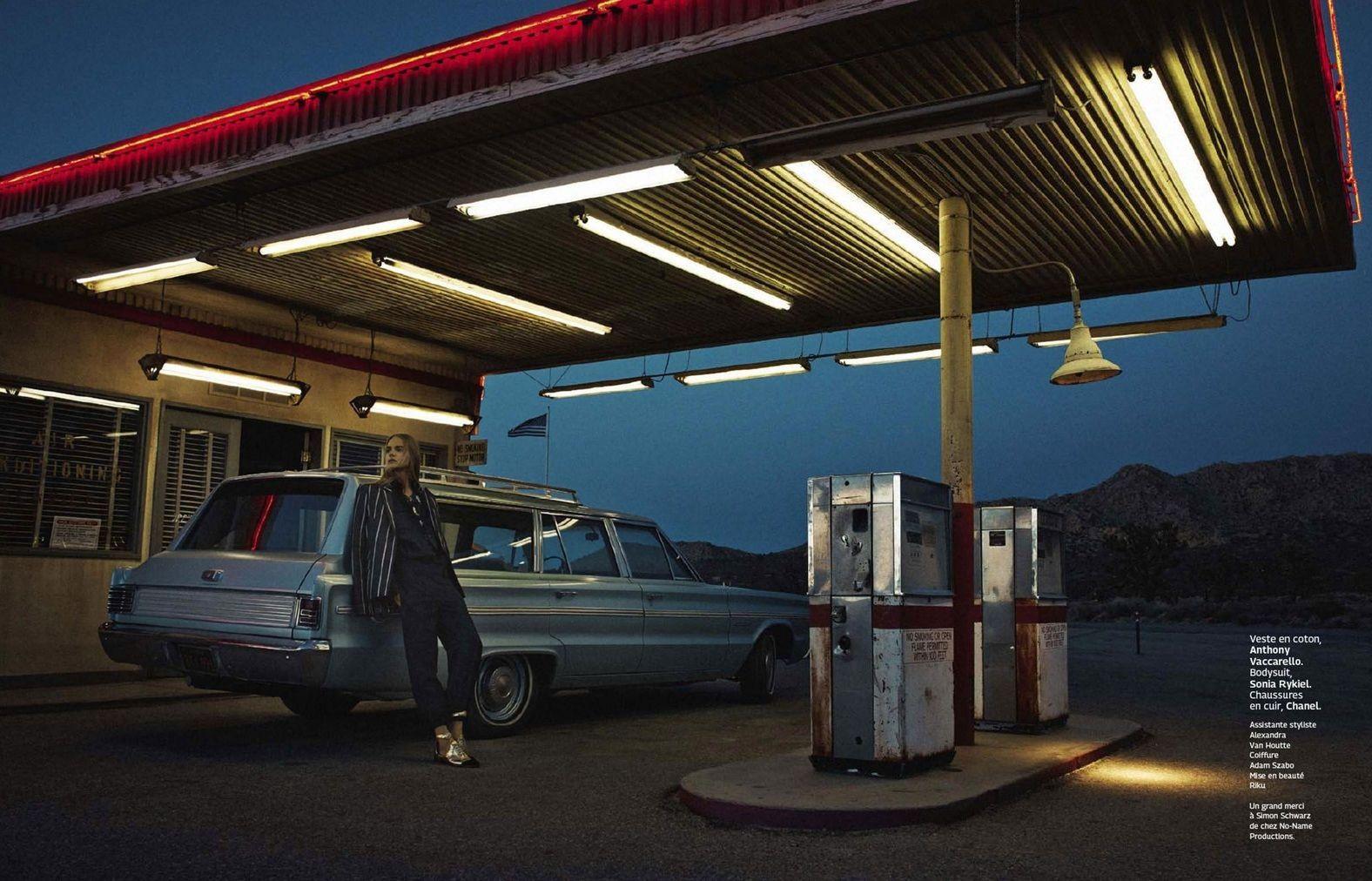 Editorials | Grazia France | Marloes Horst | @Style&Minimalism
