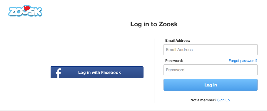 Zoosk Login Your Sign In Guide Tips Signs Learning