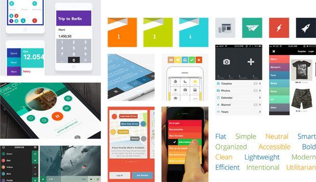 Moodboard | UX | Pinterest | Ui kit