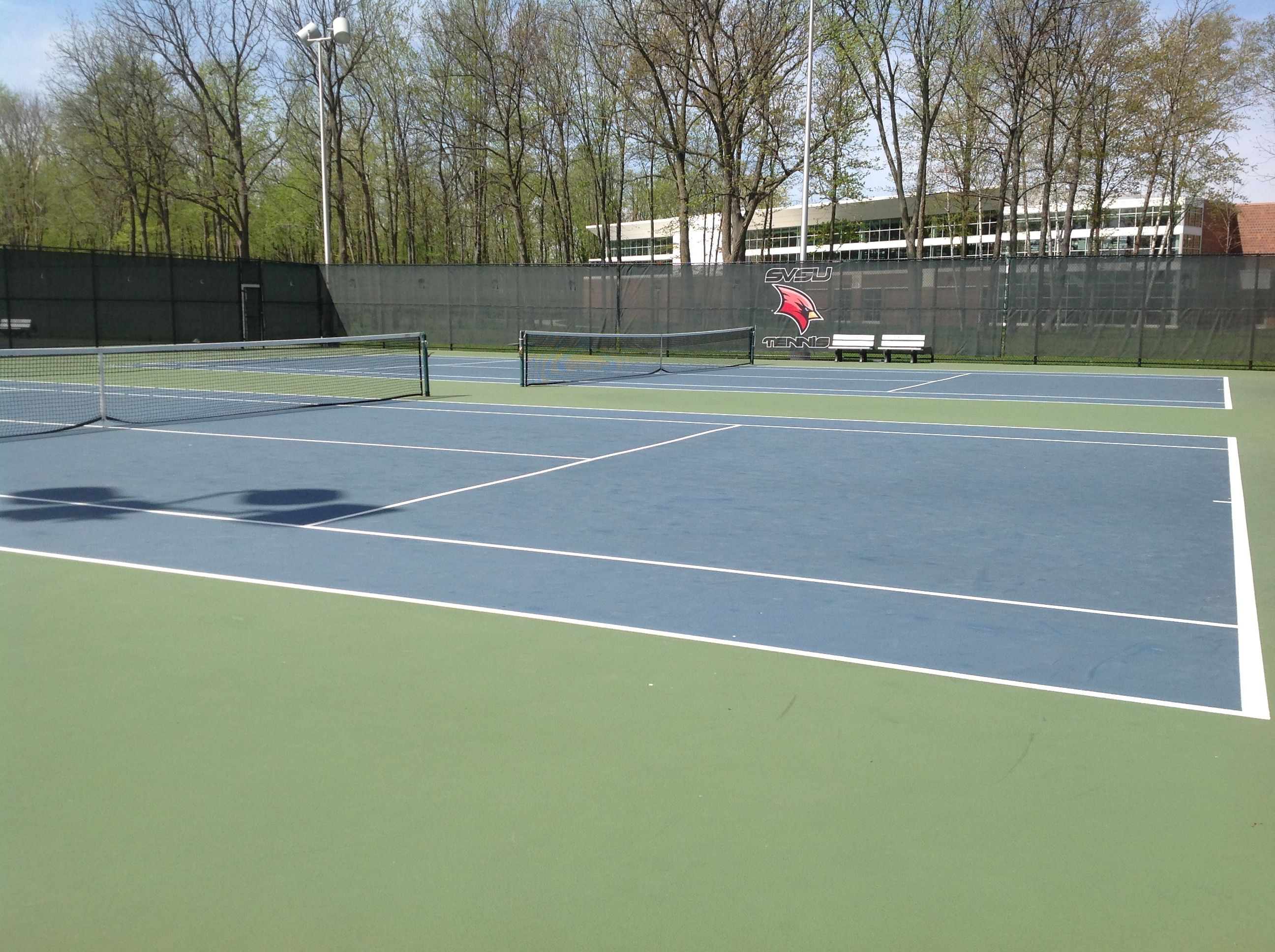 Svsu Tennis Courts Tennis Court Tennis Court