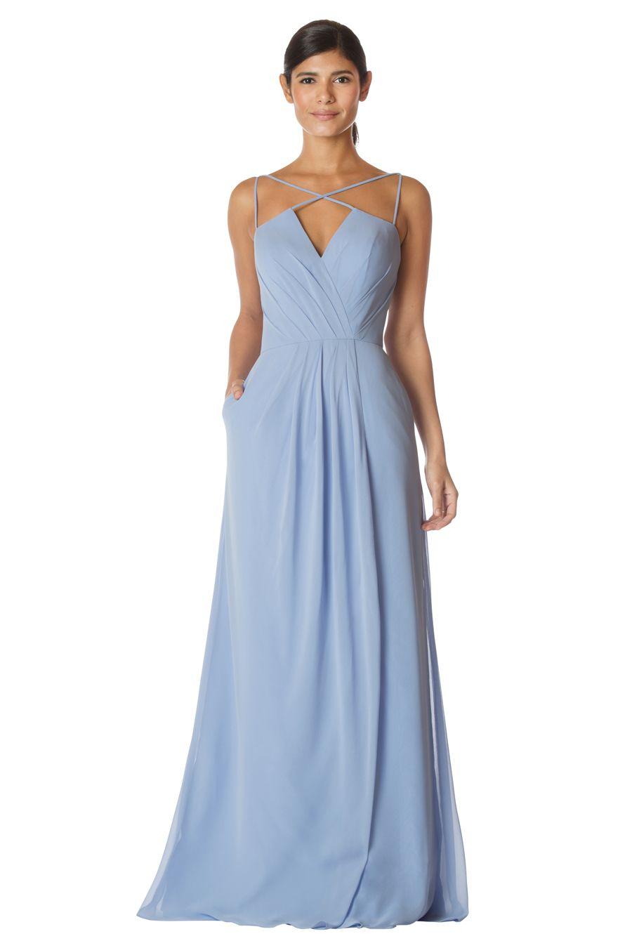 Bari jay bridesmaids style ic and s bari jay blue