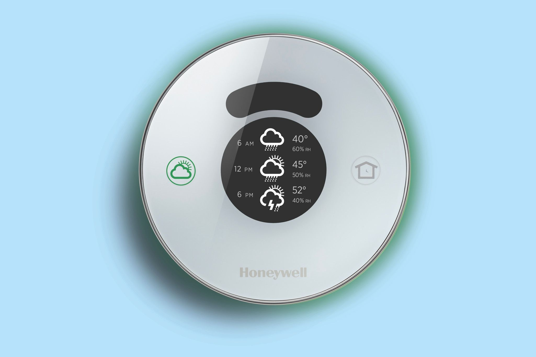 The heat is on Honeywell is finally challenging the Nest