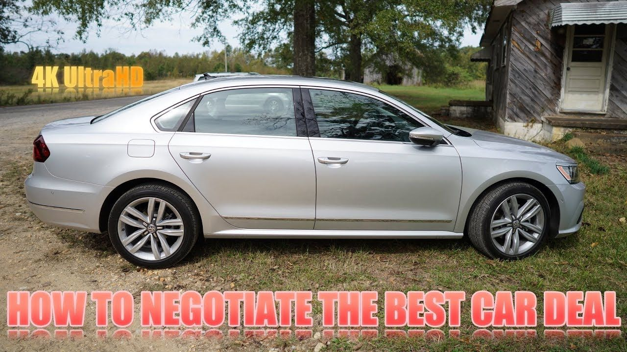 How To Negotiate The Best Car Price Car Prices Japanese Used Cars New Car Picture