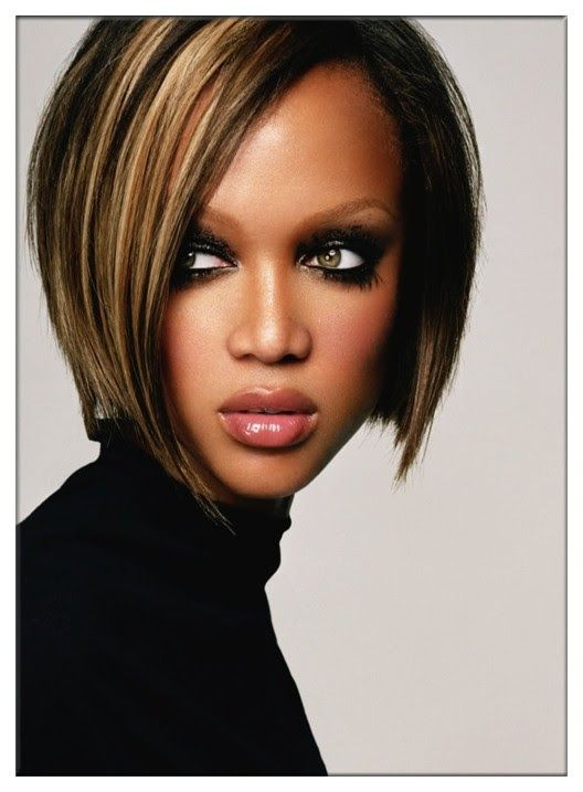 Pin By Evawigs On Bob Haircuts Short Bob Hairstyles Bob Hairstyles Tyra Banks Hair