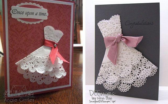 Приглашение на свадьбу своими руками открытка