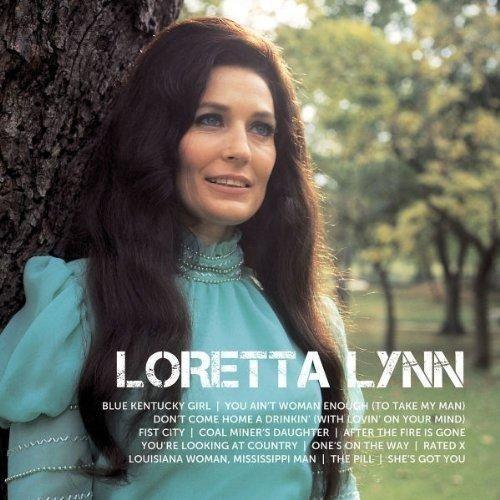 "First Ladies of Country Music | Loretta Lynn Icon. Known as ""The First Lady of Country Music"", Loretta ..."