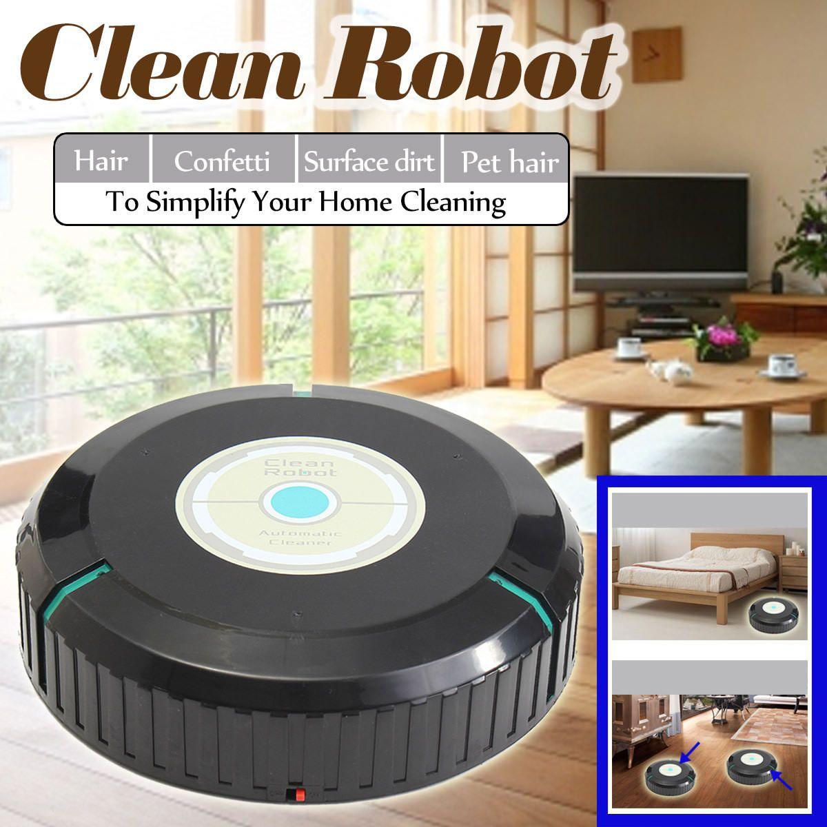 14 89 9 Automatic Smart Vacuum Cleaning Robot Robotic Mop