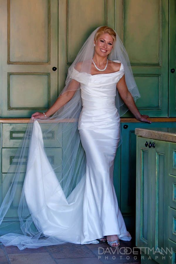 Angelina Colarusso \'Ava\' Size 8 Ivory 100% Silk for sale   wedding ...
