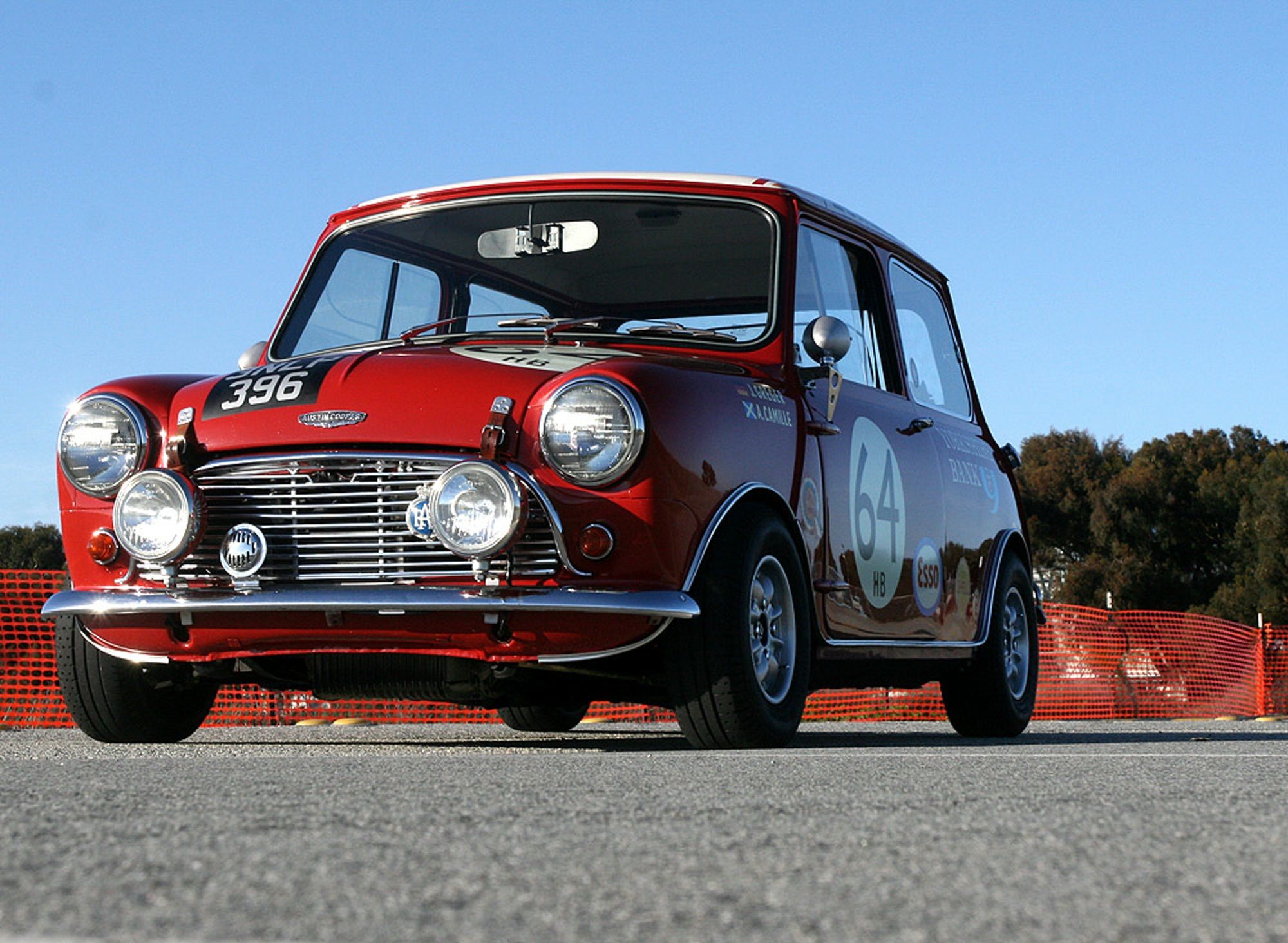 Austin Mini Rally Car Finds New Life as Daily Driver | Rally car ...