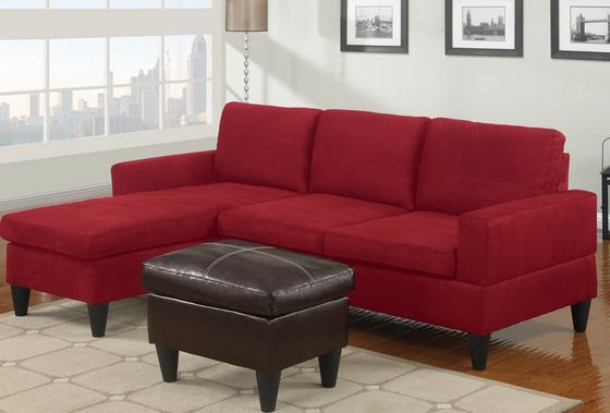 A m b furniture design living room furniture - Apartment size sofa with chaise ...