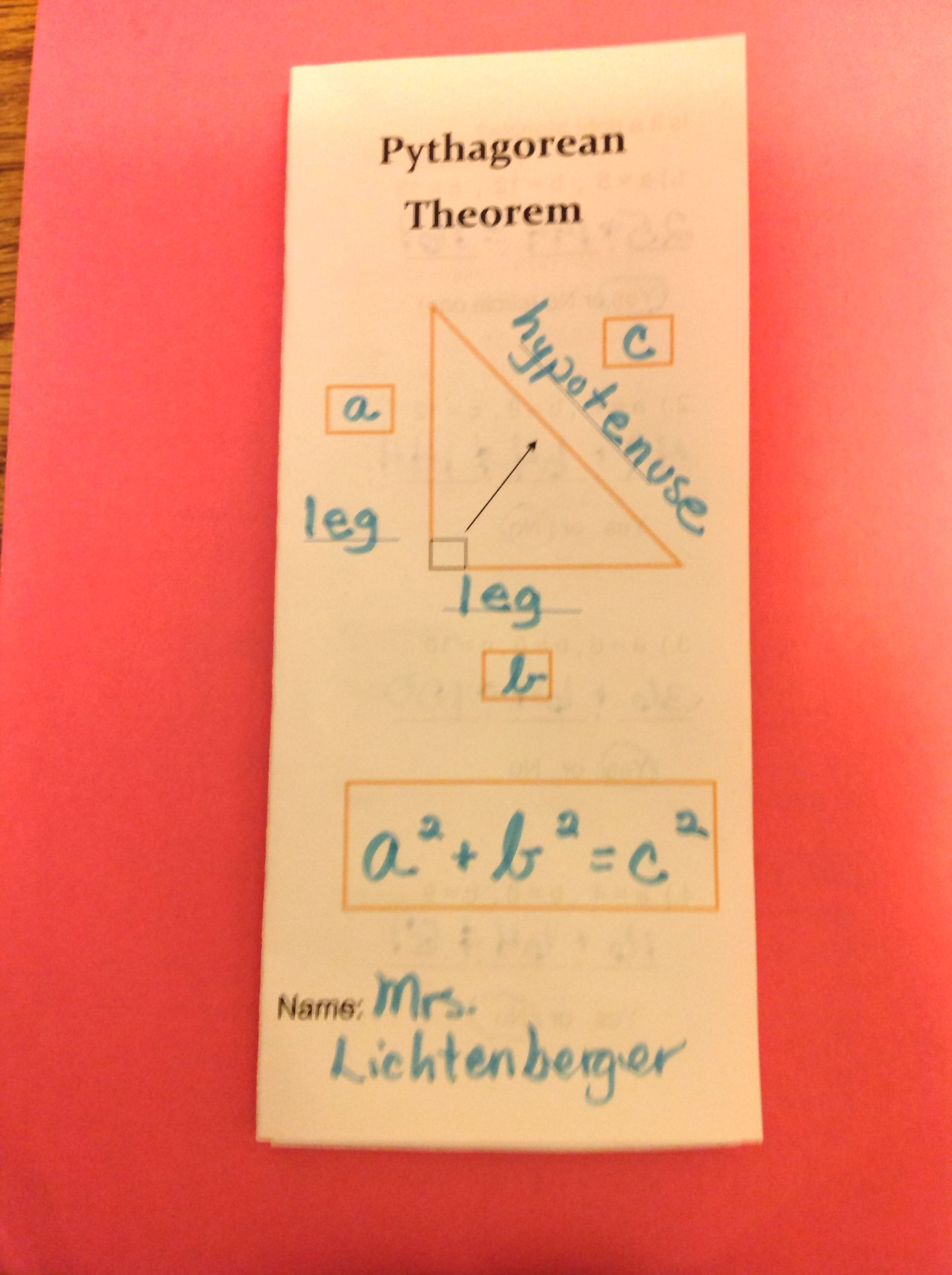 This Website Has So Many Useful Math Foldables And Note Organization Techniques Love It