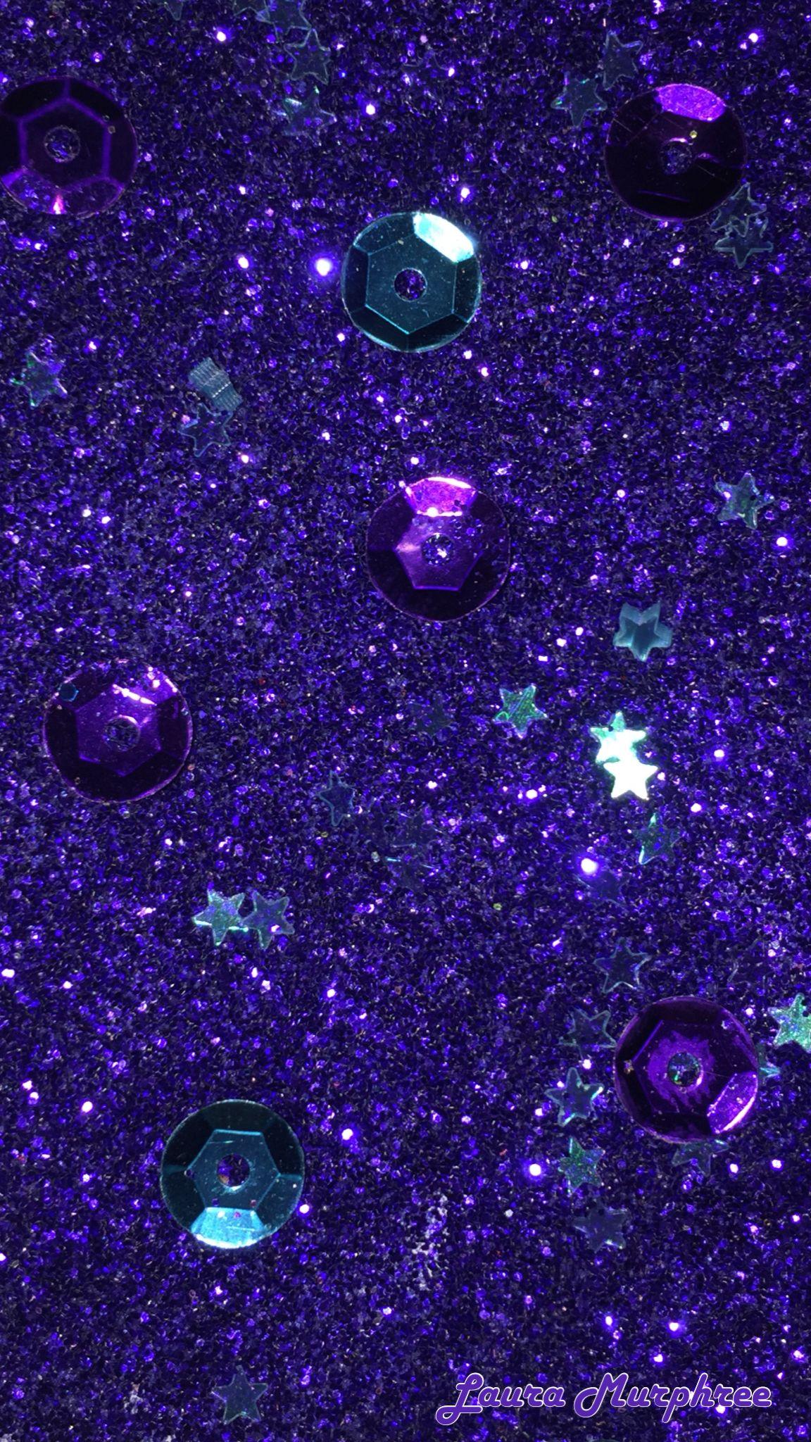 Glitter phone wallpaper sparkle background sparkling