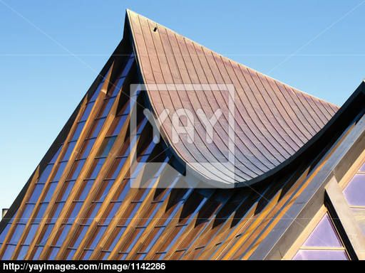 Best Curved Roof Architecture 400 x 300