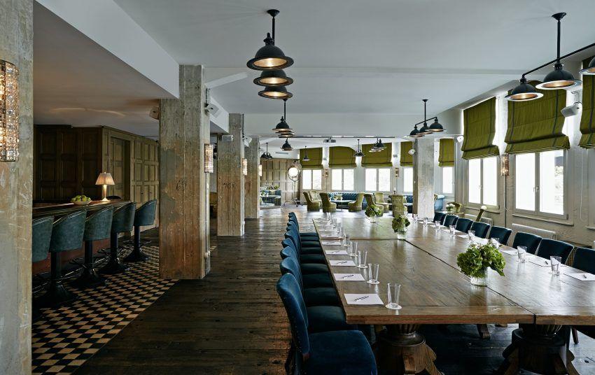 GERMANY DESIGN WORLD Luxusiöses Kreatives Hausdekor u2013 Soho House - moderne luxus wohnzimmer