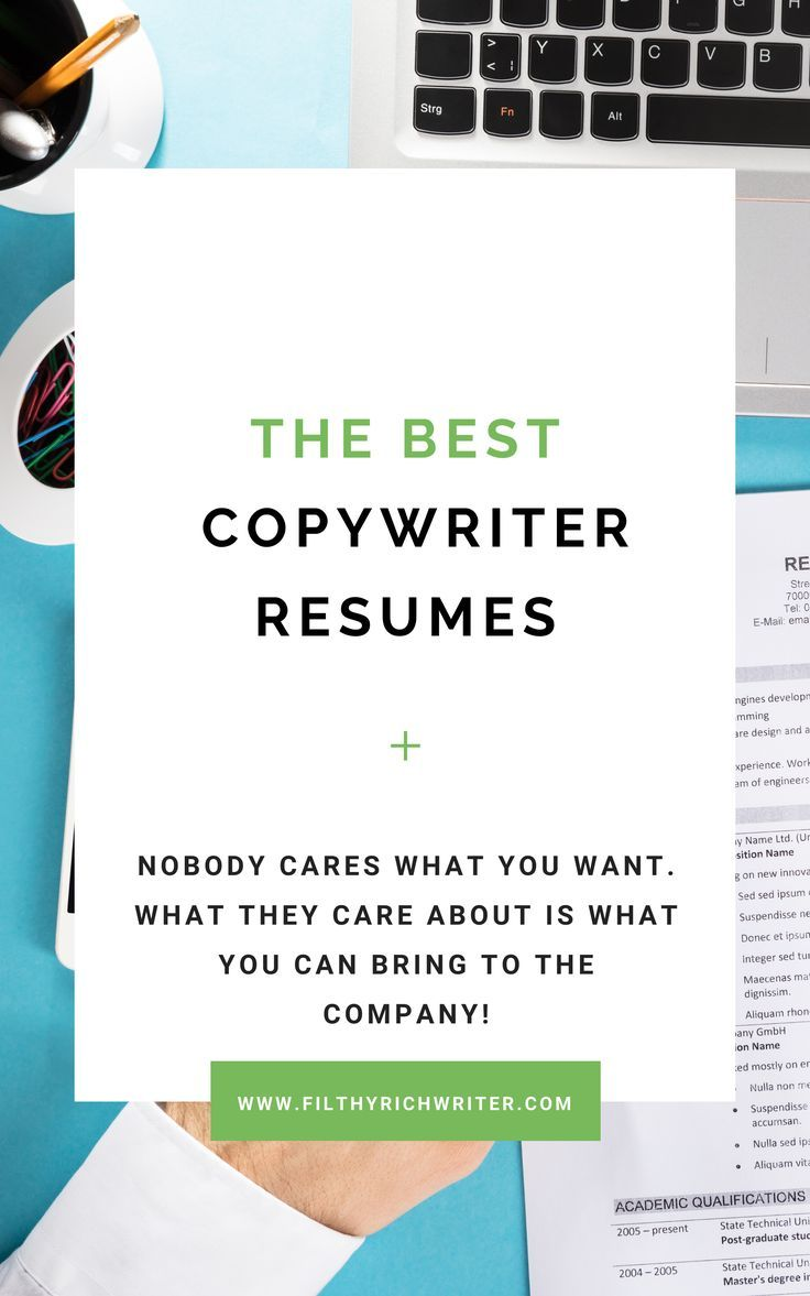 Copywriting qa the best copywriter resumes with images