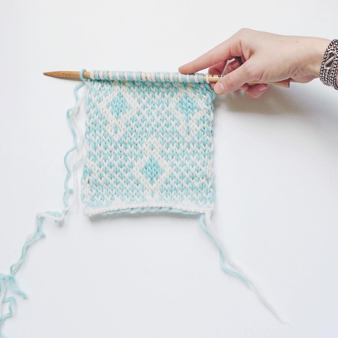 Morgane Mathieu x We Are Knitters