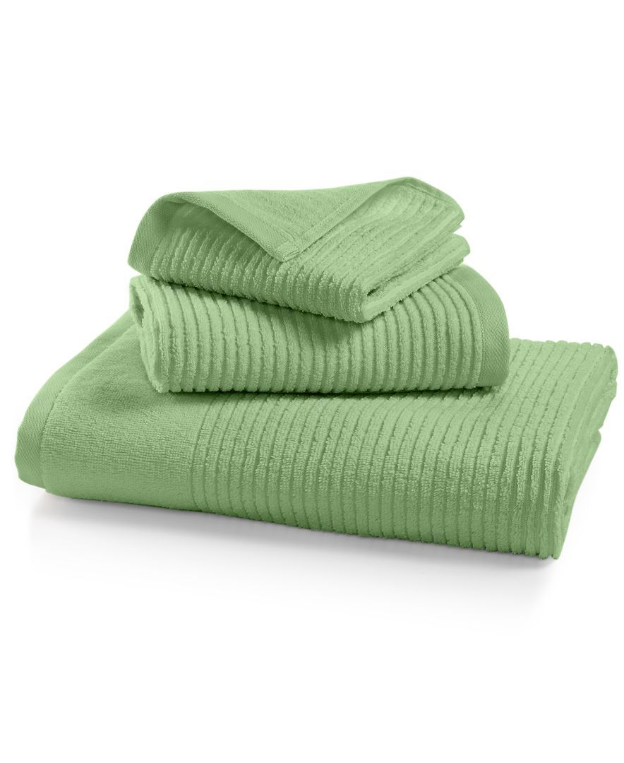 Martha Stewart Collection Quick Dry Reversible Wash Towel Created