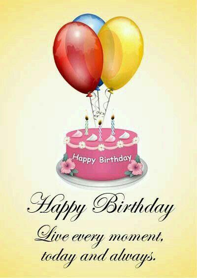 Pin By Melissa Lawson Barcy On Birthday Happy Birthday Cards