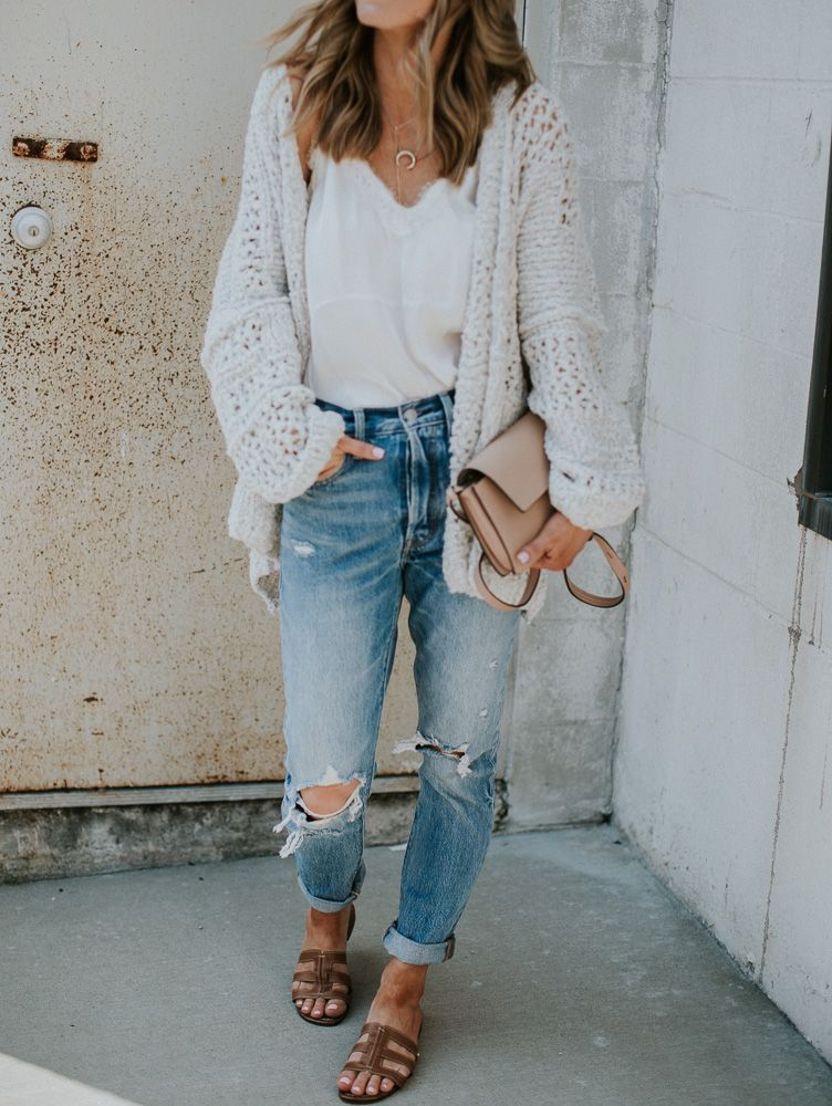 Cardigan for Summer to Fall Free People Cardigan TTS // Levi's Jeans (run small) // Lace Cami Similar here // Chloe Faye Bag// Horn Necklace…Free People Cardigan TTS // Levi's Jeans (run small) // Lace Cami Similar here // Chloe Faye Bag// Horn Necklace…