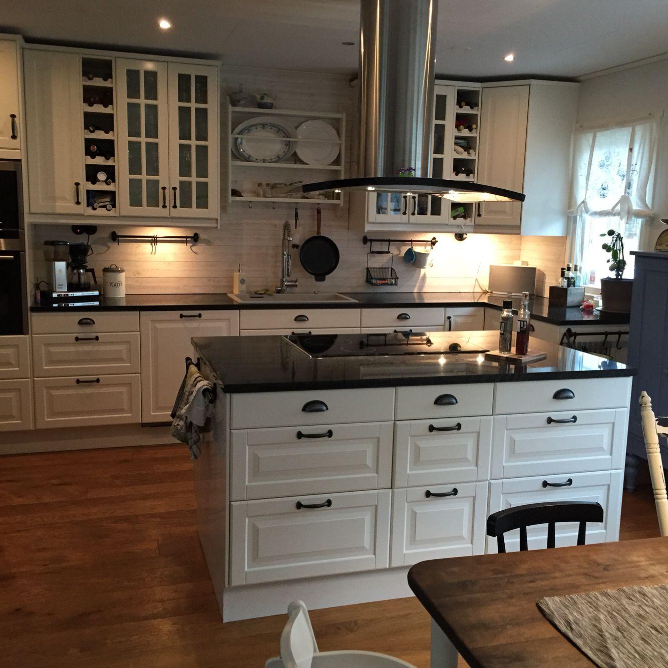älvsbyhus höner kök Ikea ikeakökälvsbyhushönerälvsbyhuskök köksö Vårtälvsbyhus höner