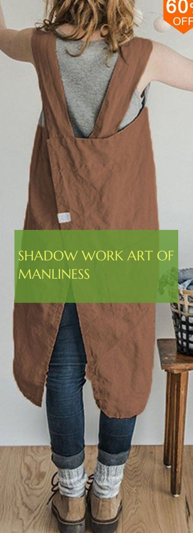 shadow work art of manliness