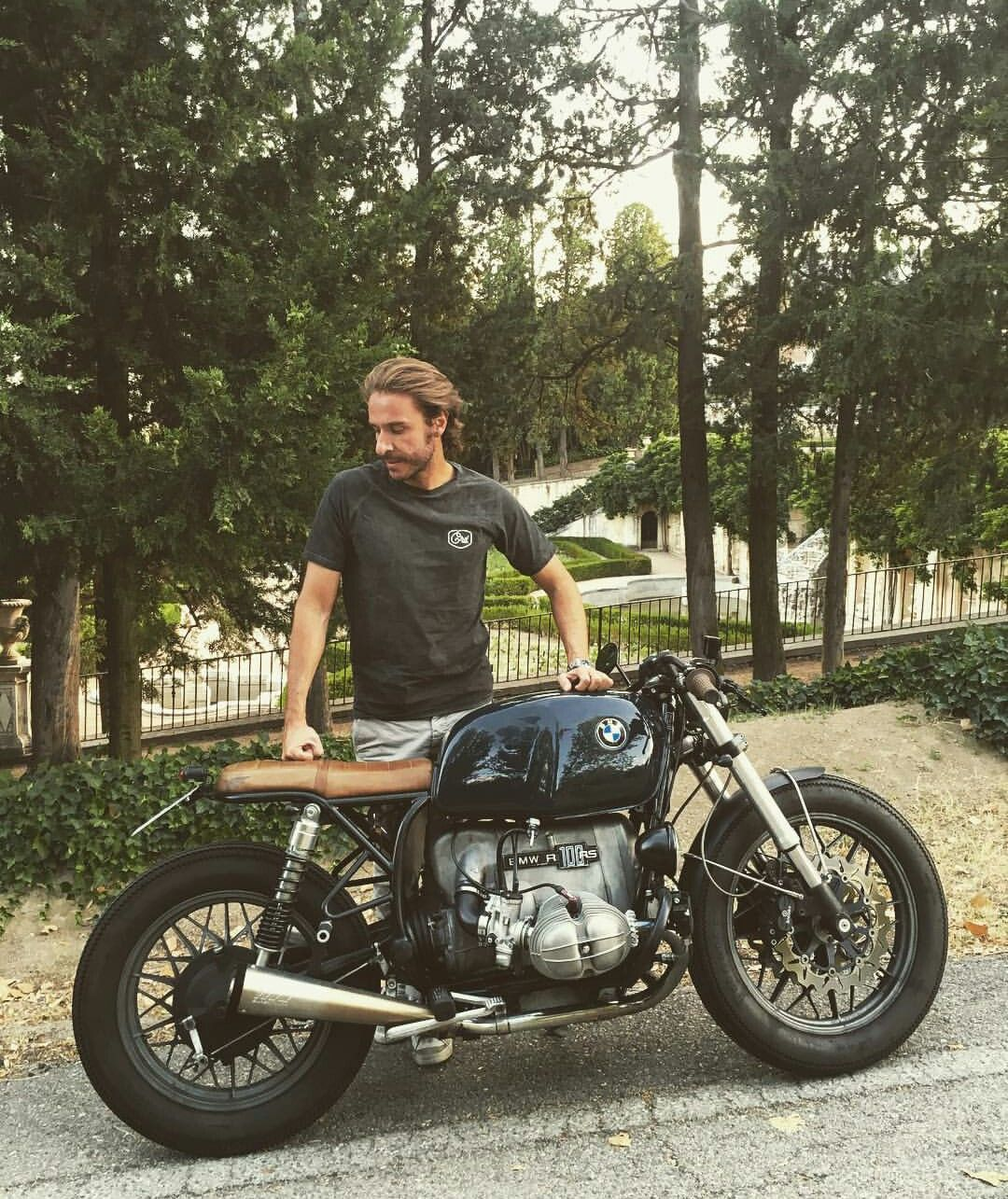 bmw custom cafe racer | moto | pinterest | custom cafe racer, bmw