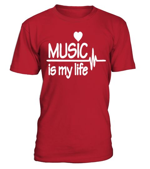 "# Music Is My Life .  Special Offer, not available anywhere else!      Available in a variety of styles and colors      Buy yours now before it is too late!      Secured payment via Visa / Mastercard / Amex / PayPal / iDeal      How to place an order            Choose the model from the drop-down menu      Click on ""Buy it now""      Choose the size and the quantity      Add your delivery address and bank details      And that's it!"