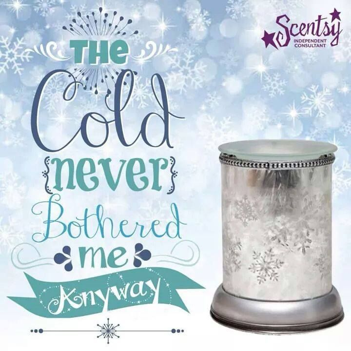 Scentsy Silver Frost Shade ScentsbyKris.scentsy.us