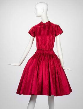 Norman Norell 40s design