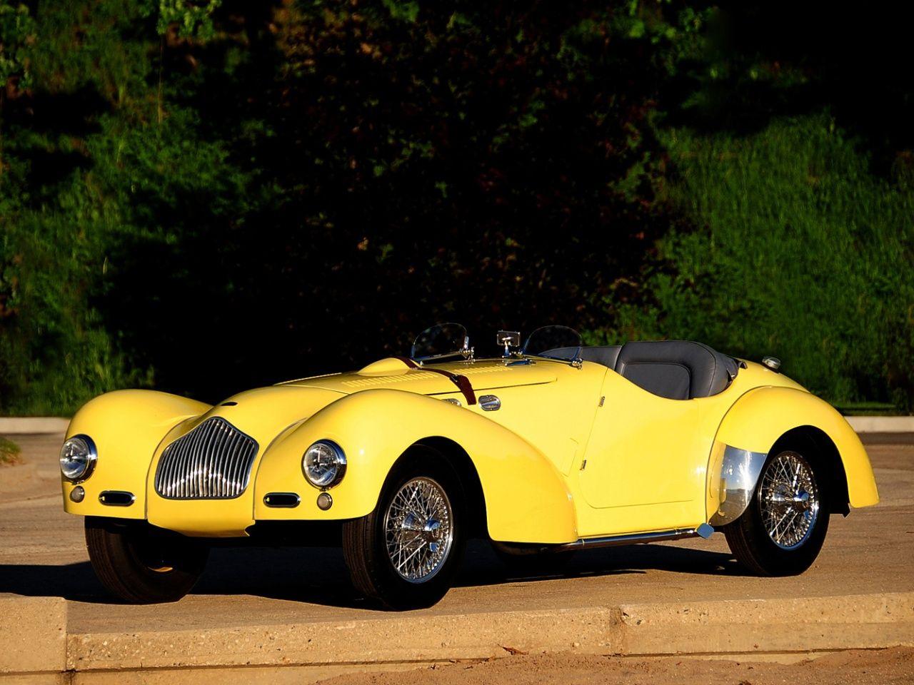 Allard K2 Roadster '1950–51