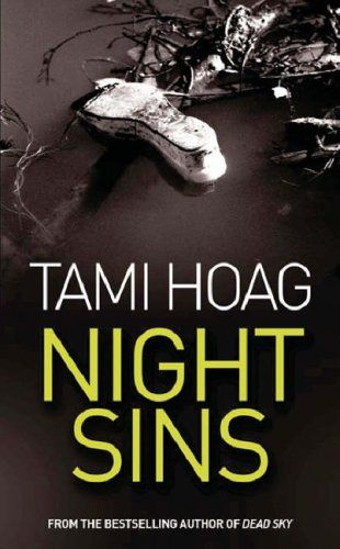 A Review Of Night Sins Suspense Books Books To Read My Books