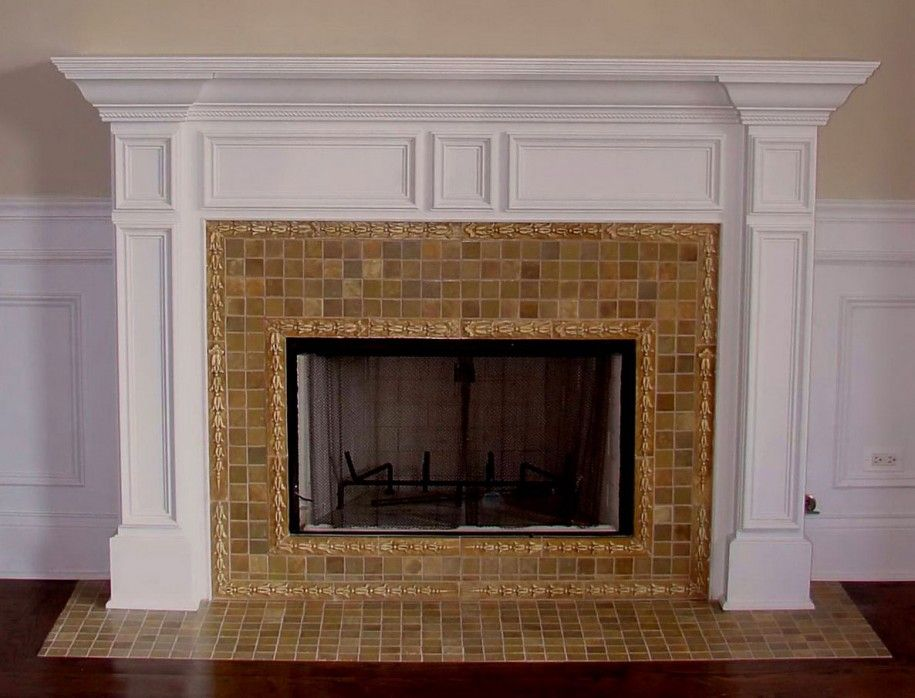 17+ Images About Fireplace Surround Ideas On Pinterest