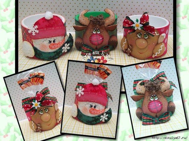 Goma eva navidad foami manualidades pinterest goma - Manualidades de navidad con goma eva ...