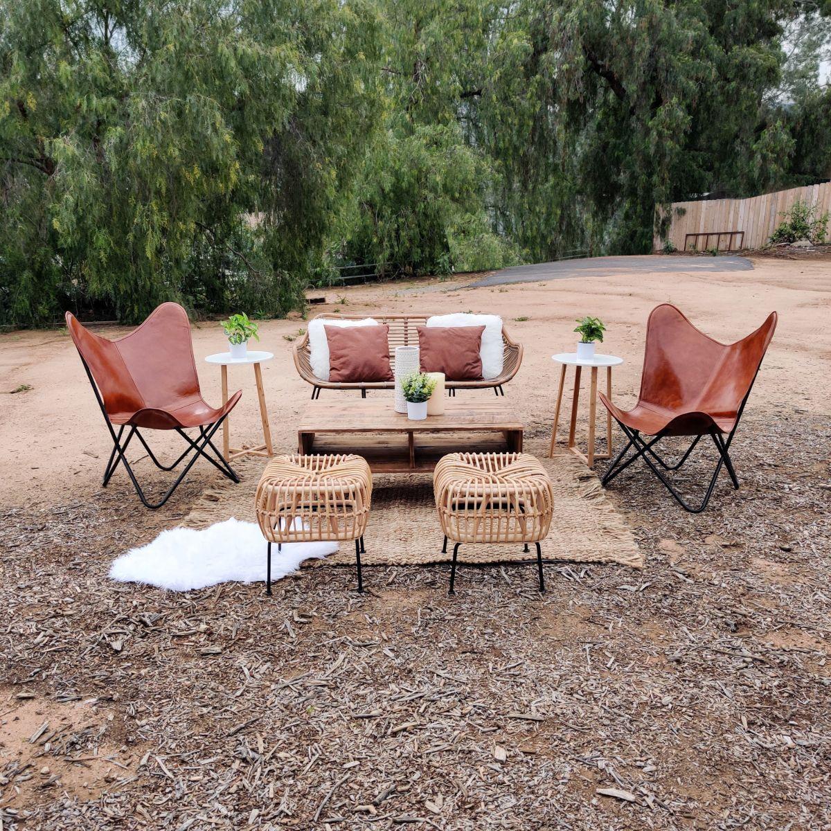 Patio Furniture Rental San Diego