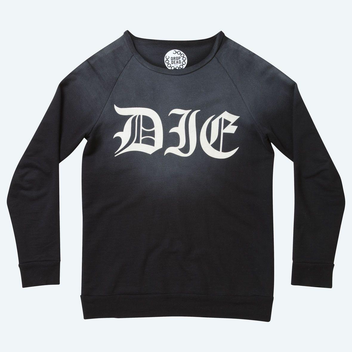 Bluntly Sweater (Black)