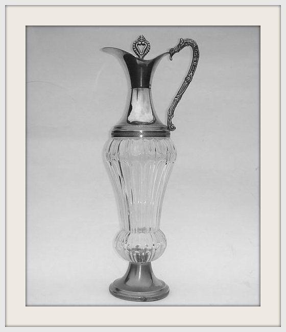 Dzban Karafka Plater Szklo Baccarat Cudo 6908283090 Oficjalne Archiwum Allegro Vase Home Decor Decor