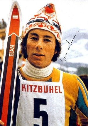 Ingemar Stenmark Swedish Oympian And The Most Awesome Downhill