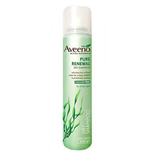 Aveeno Pure Renewal Dry Shampoo Beauty Products Drugstore Good Dry Shampoo Dry Shampoo