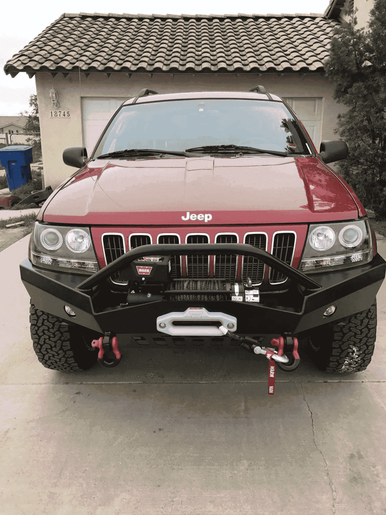 Jeep Wj Bumper Grand Cherokee Wj Rear Bumper W O Tire Carrier Extreme Duty Jeep Wj Jeep Grand Cherokee Jeep Grand