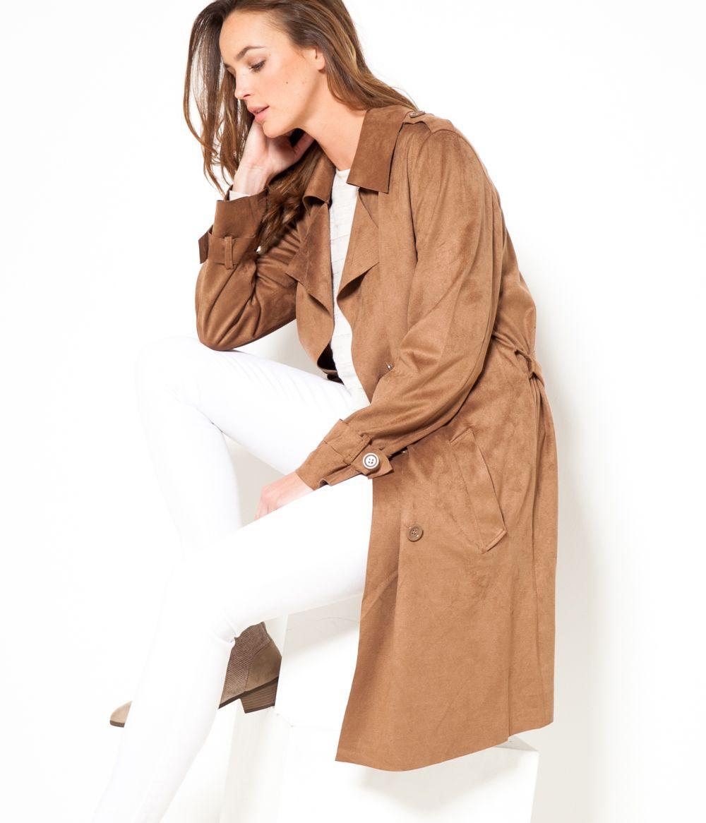 Achat veste style militaire tendance pour femme Camaïeu